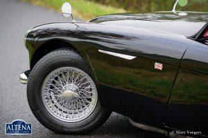 Austin Healey MK II, 1962