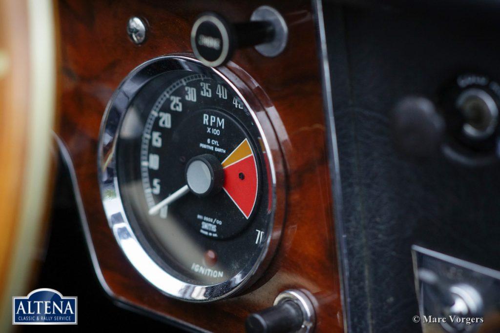 Austin Healey MK III, 1965