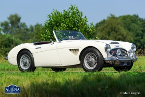 Austin Healey 3000 - two-seater