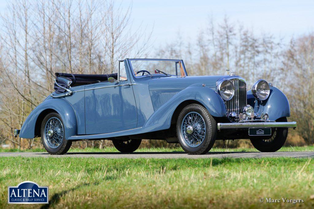 Bentley 4 1/4 Litre DHC, 1936