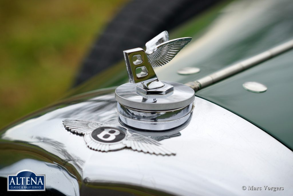 Bentley Derby 4 ¼ Litre, 1938