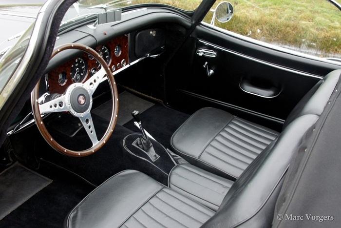 Jaguar XK 150 3.4 OTS