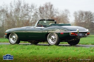 Jaguar E-Type Roadster, 1969