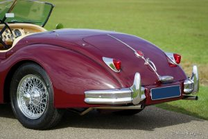 Jaguar XK 140 Roadster, 1956