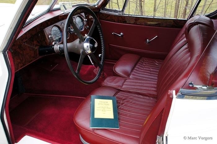 Jaguar XK120 3.4 FHC