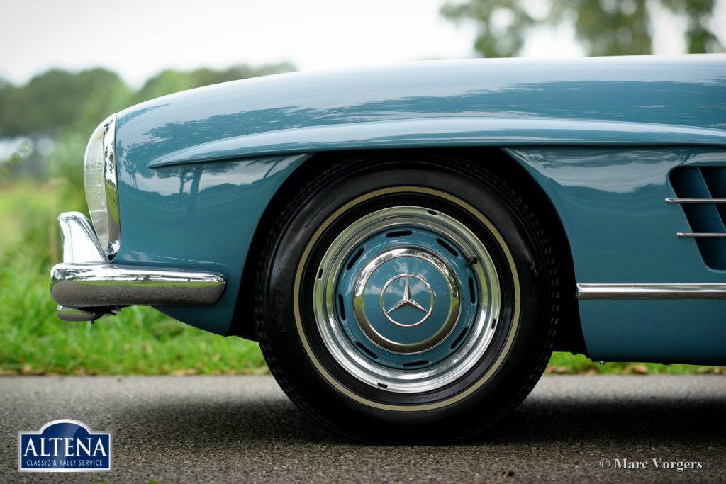 Mercedes 300 SL Roadster, 1957