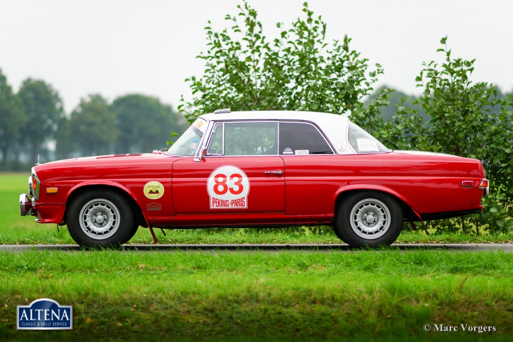 Mercedes-Benz 280SE 3.5 Rally, 1970