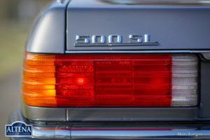 Mercedes 500SL, 1983