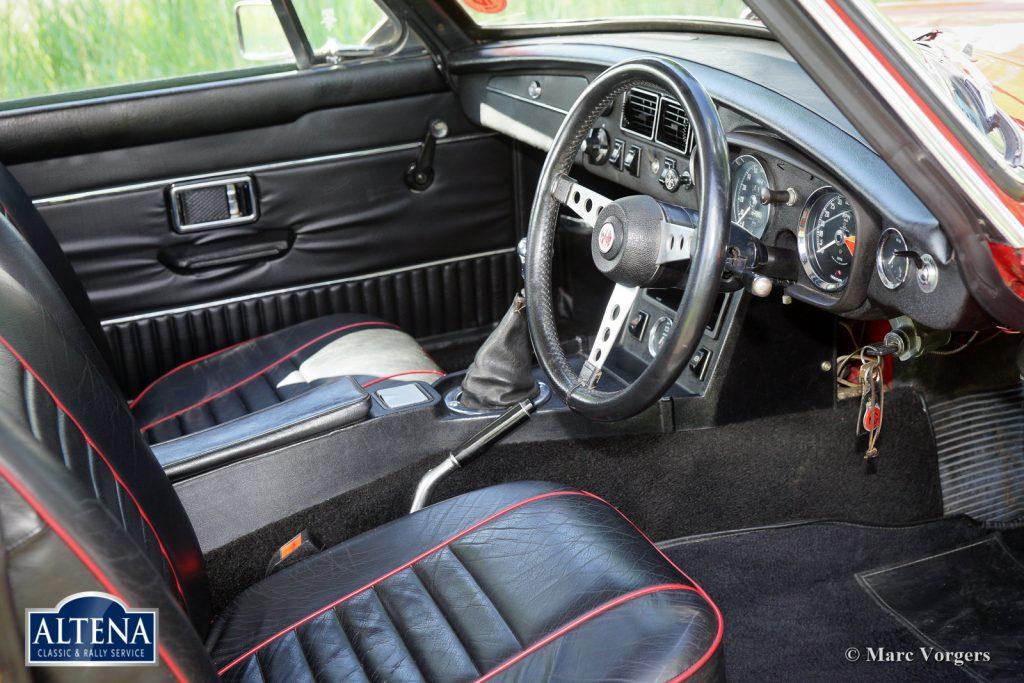 MG B GT, 1974