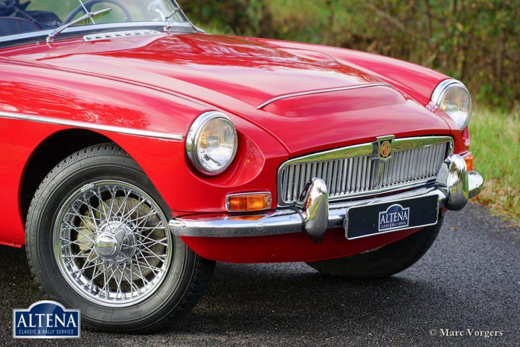 MG C, 1968