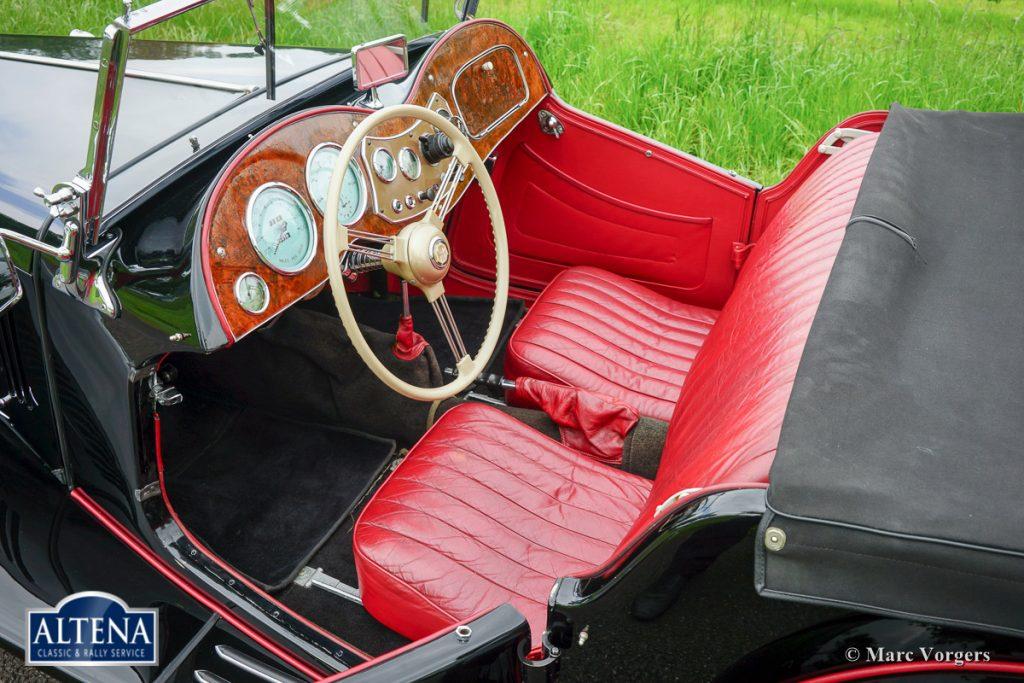 MG TD, 1959