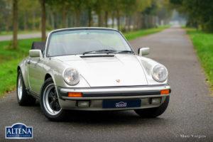 Porsche 911 3.2 Cabriolet, 1984
