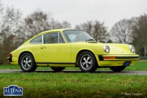 Porsche 912E, 1976