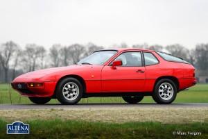 Porsche 924, 1981