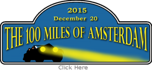 The 100miles of Amsterdam 2015