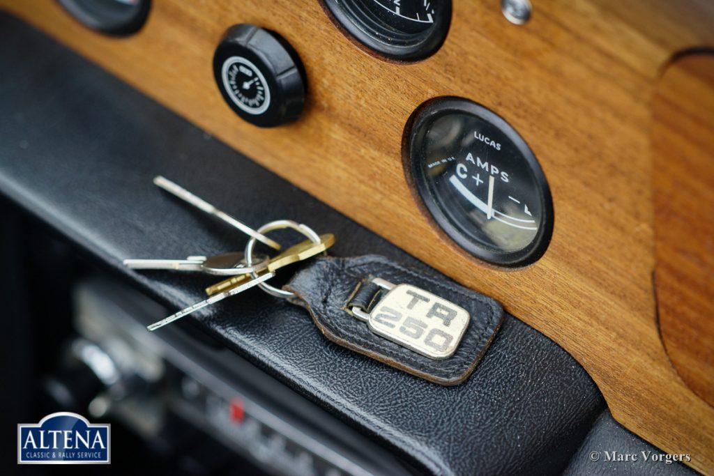 Triumph TR 250, 1968