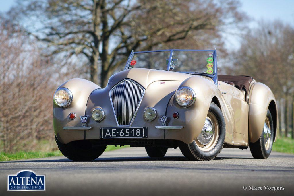 Westland Healey Roadster, 1946
