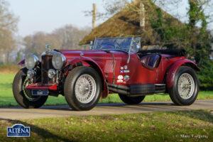 Alvis Speed 25 4.3 Litre, 1936