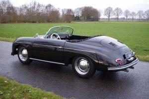 Porsche speedster (replica) , 1965