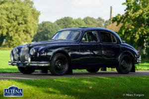 Jaguar MK I Rally, 1958