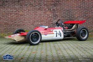 Lotus 7S Race Car, 1970