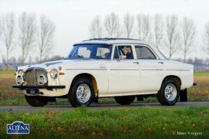 Rover P5B 3500 V8 Rally, 1968