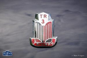 Triumph TR3 Small Mouth, 1957