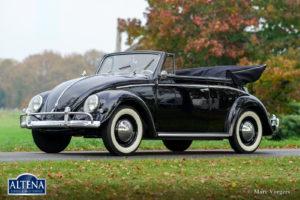 Volkswagen Käfer, 1957