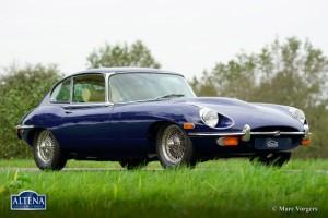 Jaguar E-Type 4.2 Litre 2+2